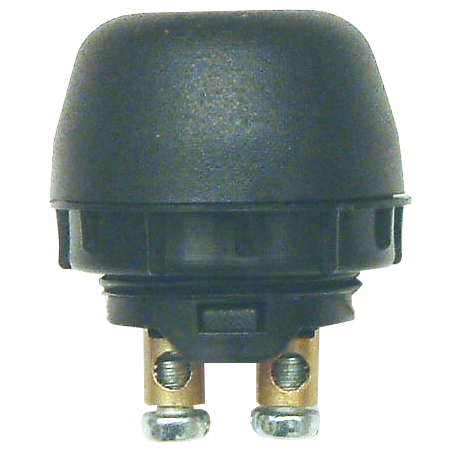Push Button Switch HD 26mm Waterproof Cover Screw Terminals