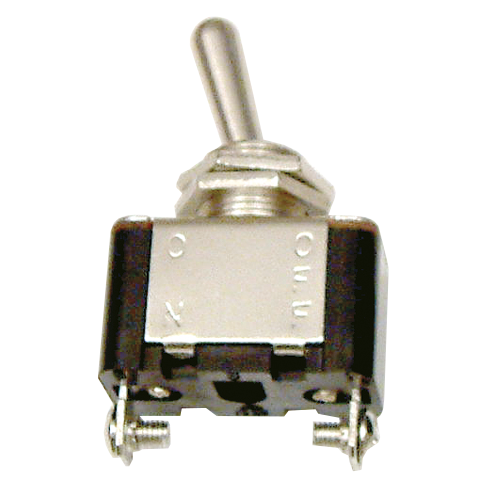 On/Off 25A Metal Toggle Switch