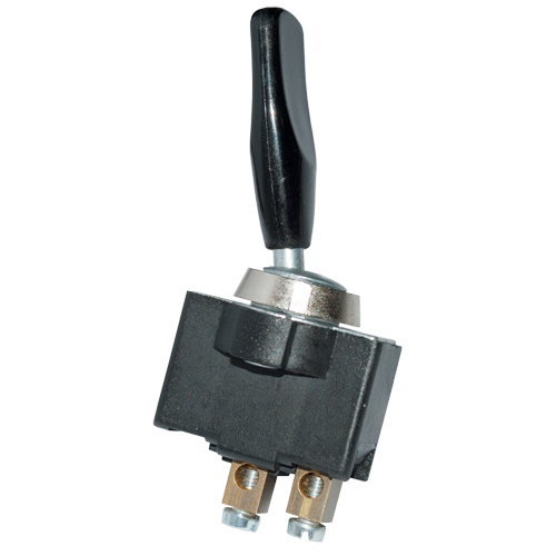 Quality HD On/Off Toggle Switch - Screw Terminals