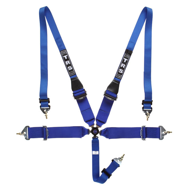 TRS Magnum Superlite HANS Only 5 Point Harness