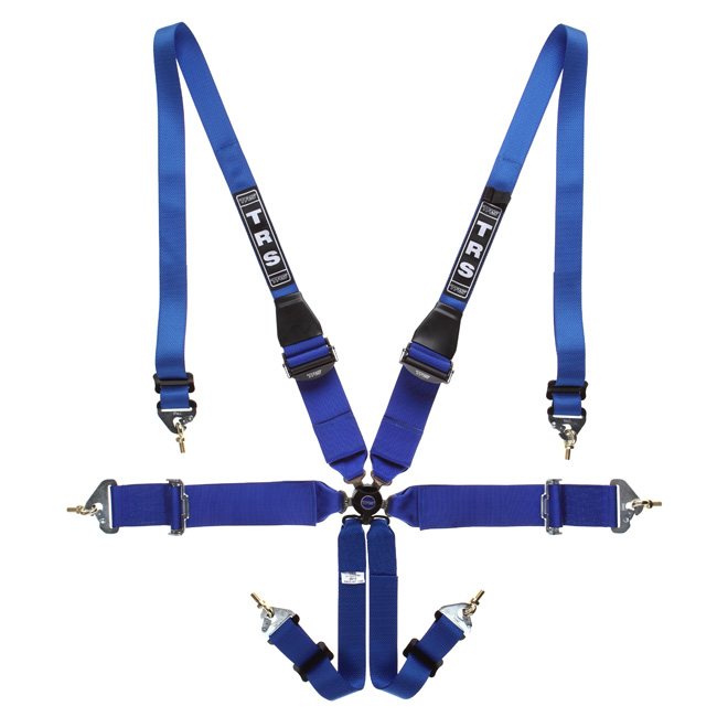 TRS Magnum Superlite HANS Only 6 Point Harness