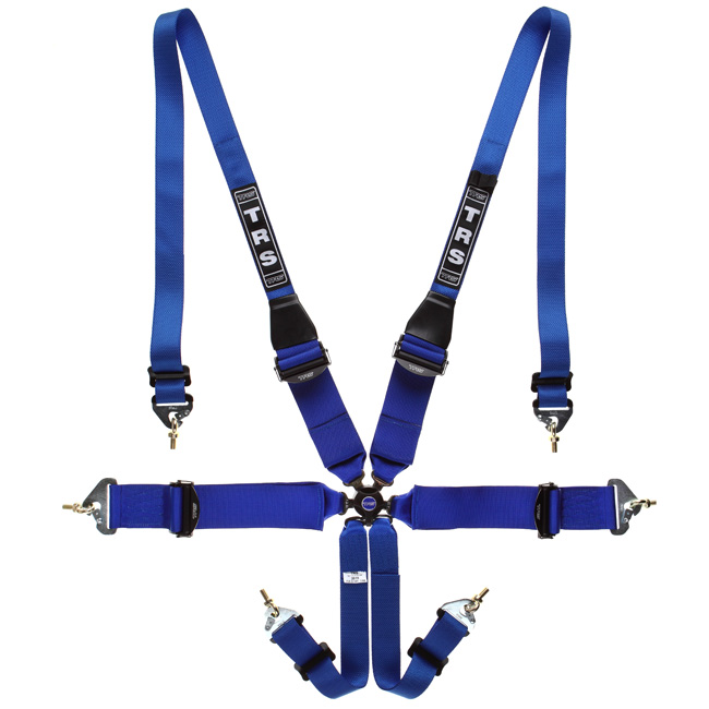TRS Magnum Ultralite HANS Only 6 Point Harness