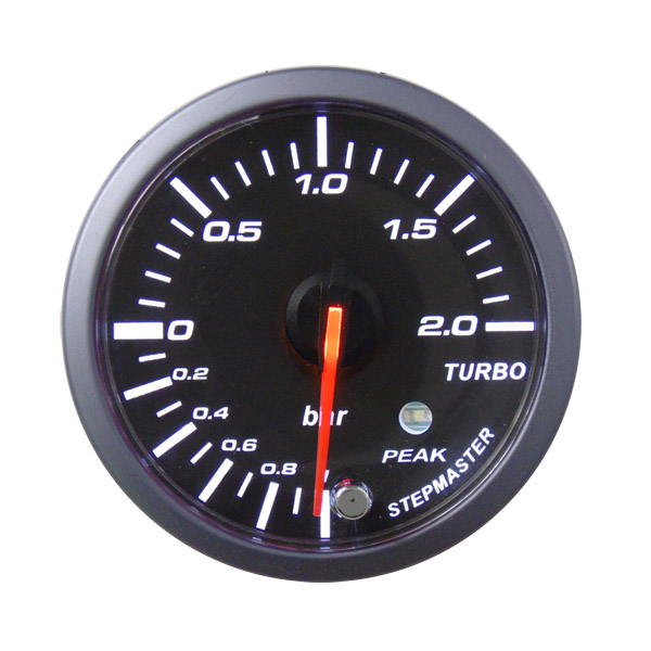 60mm Stepper Boost Gauge - NG061