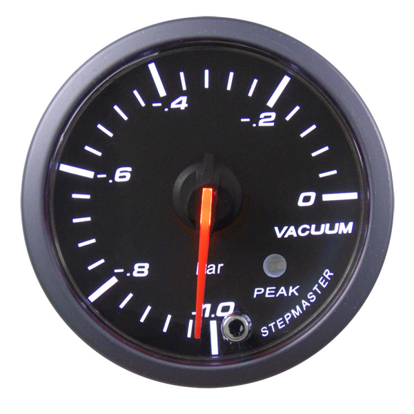 60mm Stepper Vacuum Gauge - NG062