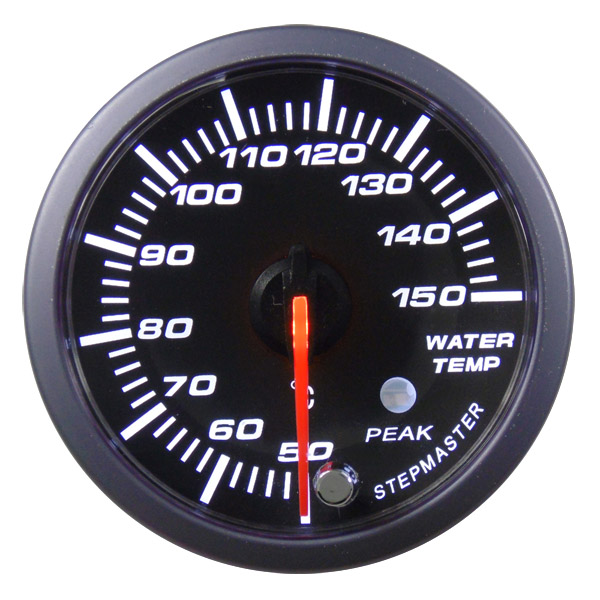 60mm Stepper Water Temp Gauge - NG063