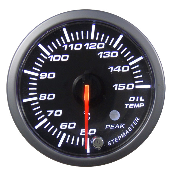 60mm Stepper Oil Temp Gauge - NG064