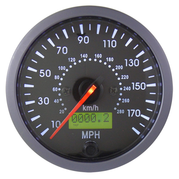 80mm Stepper Speedometer Gauge - NG201