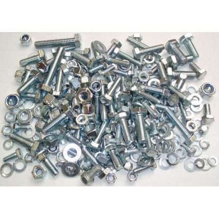 Metric Zinc Assortment