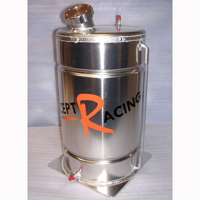 Water Injection Tank 2 Gallon / 9Ltr