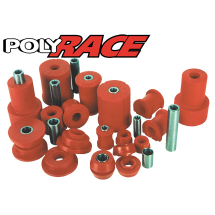 Single Leaf Rear (60mm) - MK2 Rear PolyRace Bush