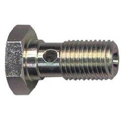 Single Take Off Banjo Bolt Hose Fitting - (3/8 x 24 x 20mm)