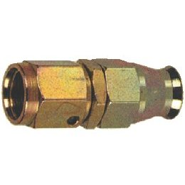 Hose Fitting 7/16 female swivel concave seat