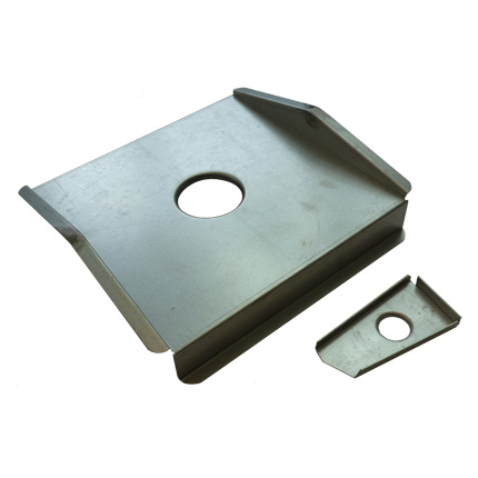 Dry Sump Plate & Support