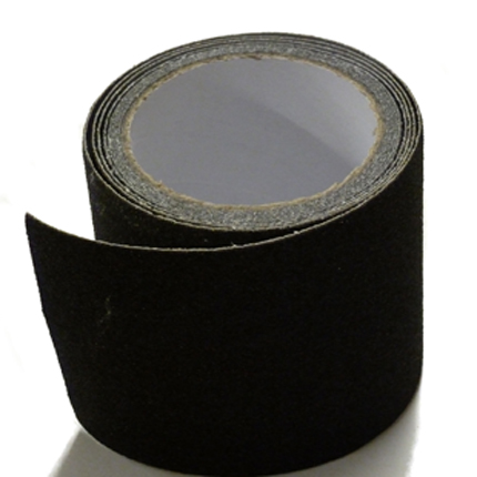 Anti Slip Tape (Self Adhesive) Black