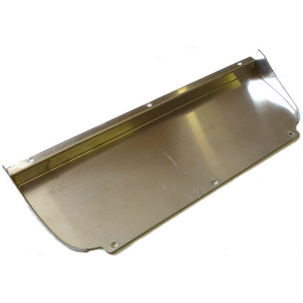 Escort MK2 - Dash Panel - Instrument Binnacle - Aluminium