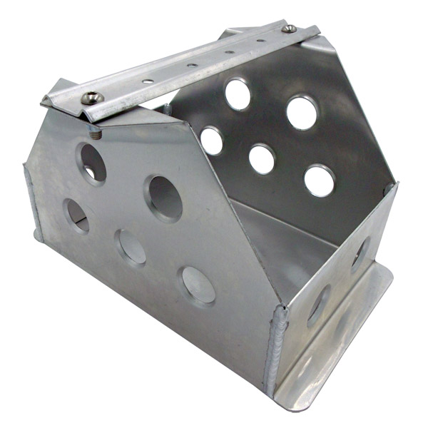 Alloy Battery Tray - Standard Battery