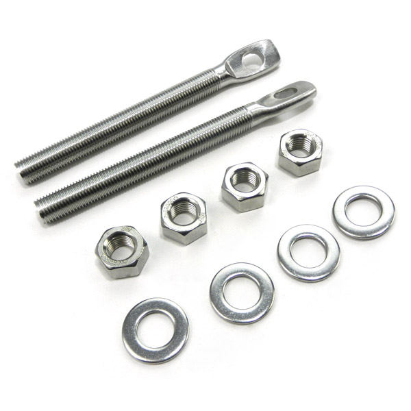 Stainless Steel 316 Bonnet Pin Posts