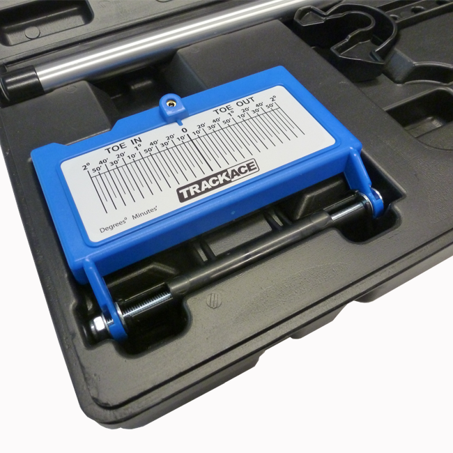 TrackAce Laser Tracking Gauge & Blow Moulded Case