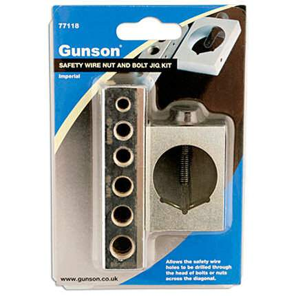 Gunson - Bolt Drilling Jig - Metric