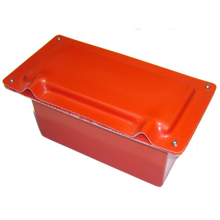 Battery Box - Fibreglass - Red Top 15,20,30 & Extreme 20,30