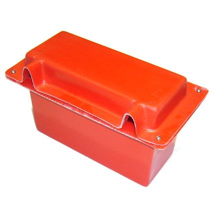 Battery Box - Fibreglass - Fits Red Top & Extreme 25