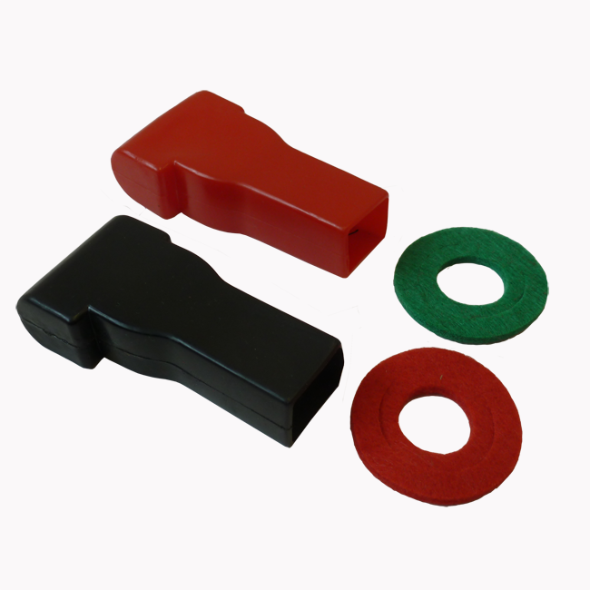 Battery Washers and Terminal Boots (4pc kit)