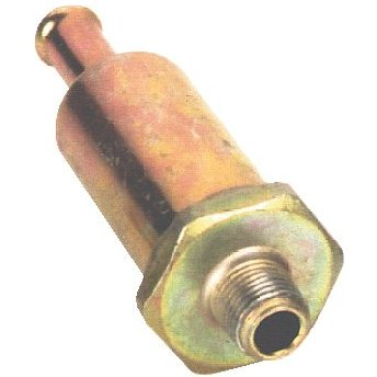 Union - 1/8 NPT With Filter - 8mm Pipe