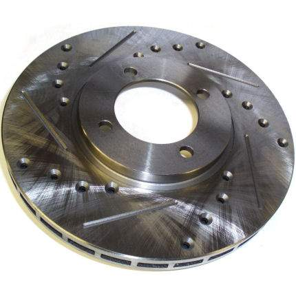 BM3164XDG X Drilled & Grooved Group 1 Discs (Pair) 247x20
