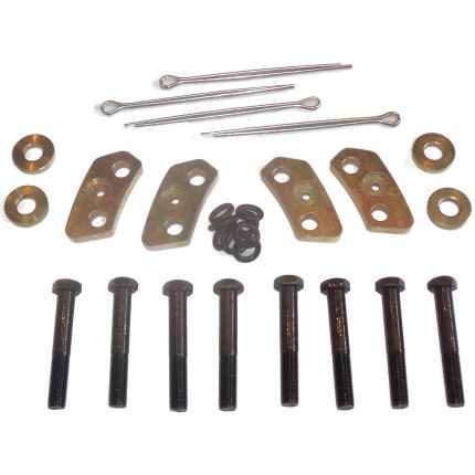 Princess 4-Pot Caliper Spacer Kit