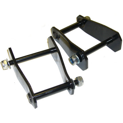 Spring Shackles MK2 Escort - 60mm Leaf Springs