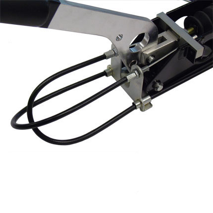 Cable Attachment for Hydraulic Handbrake