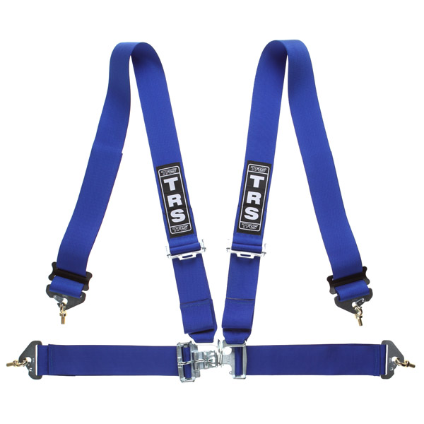 TRS Nascar Harnesses - 75mm / 4 Point Fixing