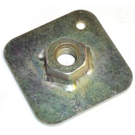 Eye Bolt Back Plates - 7/16 UNF