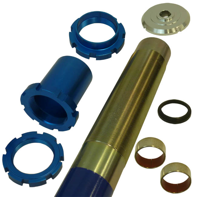 Adjustable Front Strut Tube Kit