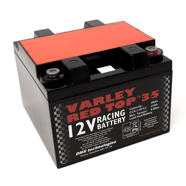 RED TOP 35 BATTERY