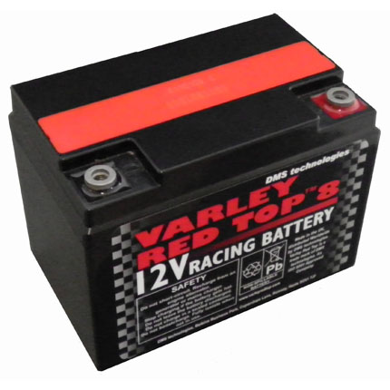 RED TOP 08 BATTERY
