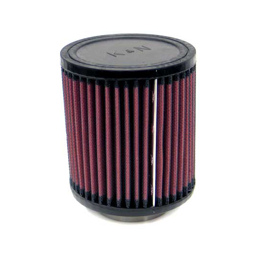 K&N Round Straight Rubber Air Filter (57mm Flange)