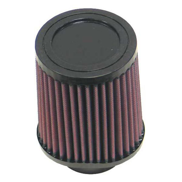 K&N Round Tapered Rubber Air Filter (70mm Flange)