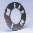 Shims & Spacers - 3mm thick uni 4 and 5 hold PCD 95mm to 121mm
