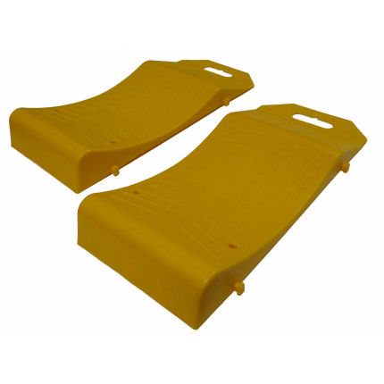 Tyre Saver - Parking Mat, Stops Flat Spots - PAIR