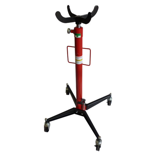 Big Red Hydraulic Transmission Support Jack