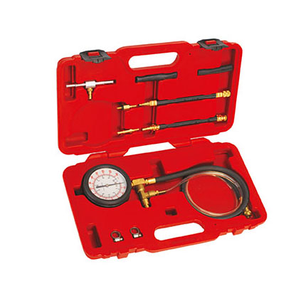 Big Red Fuel Injection Pressure Test Set - Test Port
