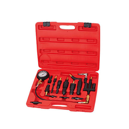 Big Red Diesel Engine Compression Tester Set