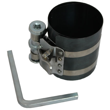Blackline 125mm Piston Ring Compressor