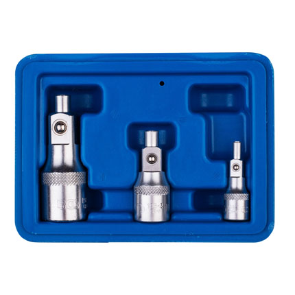 Blackline 3 Piece Magnetic Bits Socket Set