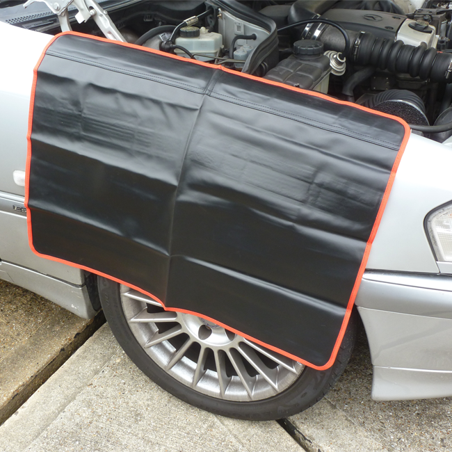 Blackline Magnetic Workshop Wing Cover