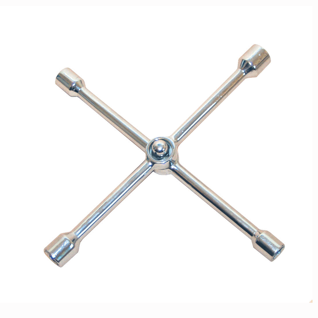 Folding X-Wrench (Wheel Brace)