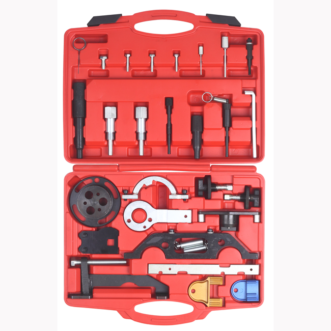Blackline 26pcs Professional Timing Tool Set (Opel/Vauxhall/GM)