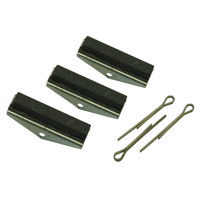 Blackline 3pc Cylinder Hone Stone Set