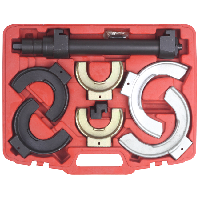 Big Red Interchangeable Fork Spring Compressor